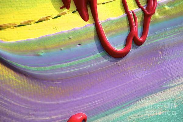 Painting - Wet Paint 21 by Jacqueline Athmann