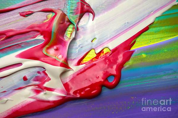 Painting - Wet Paint 27 by Jacqueline Athmann