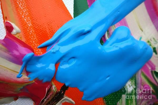 Photograph - Wet Paint 39 by Jacqueline Athmann
