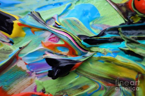 Painting - Wet Paint 41 by Jacqueline Athmann