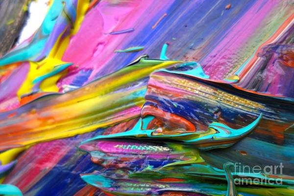 Painting - Wet Paint 43 by Jacqueline Athmann