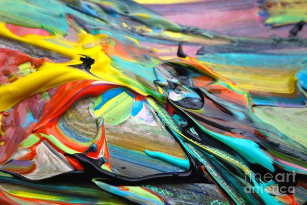 Painting - Wet Paint 44 by Jacqueline Athmann