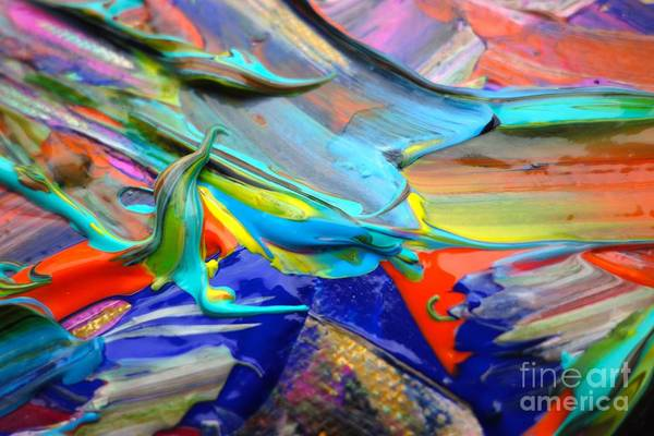 Painting - Wet Paint 45 by Jacqueline Athmann