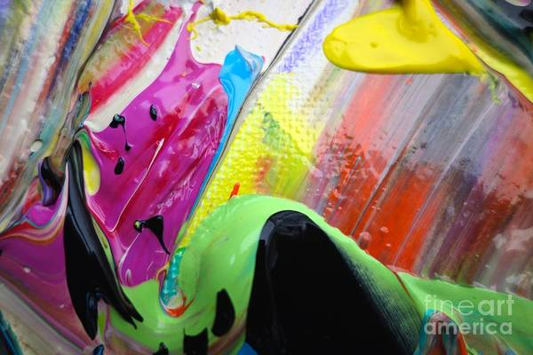 Painting - Wet Paint 49 by Jacqueline Athmann