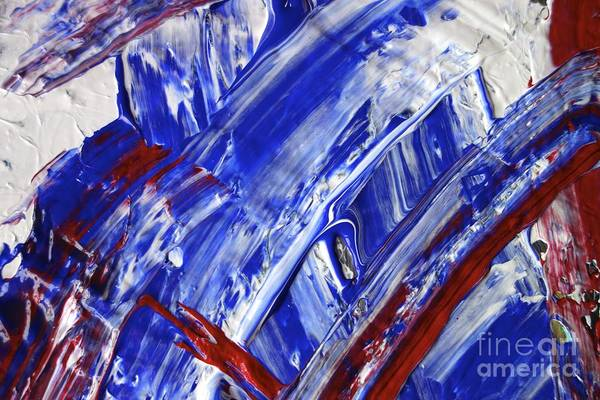 Photograph - Wet Paint 56 by Jacqueline Athmann