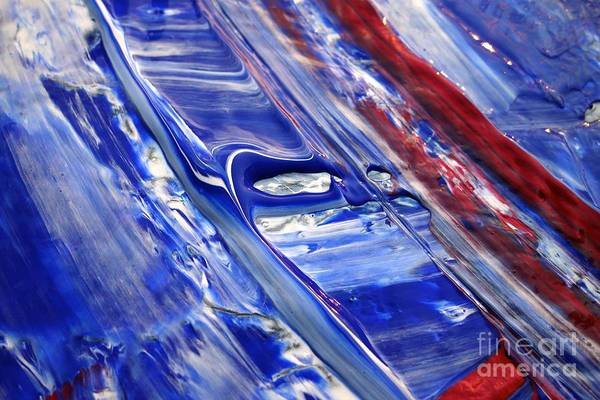 Photograph - Wet Paint 57 by Jacqueline Athmann