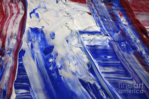 Photograph - Wet Paint 58 by Jacqueline Athmann