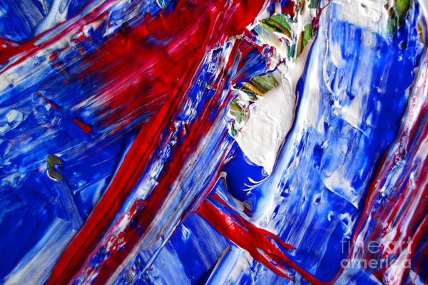 Photograph - Wet Paint 59 by Jacqueline Athmann