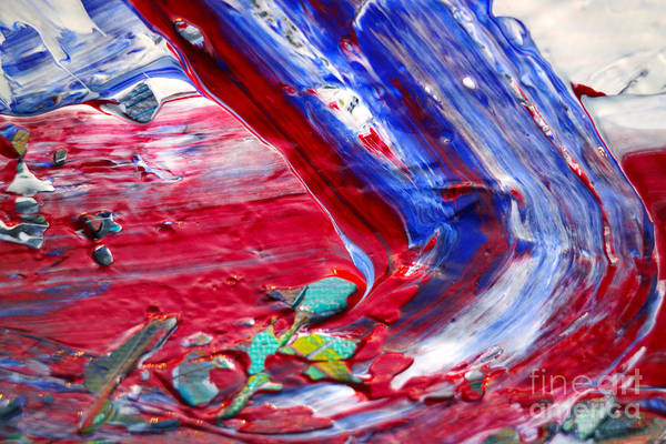 Photograph - Wet Paint 62 by Jacqueline Athmann