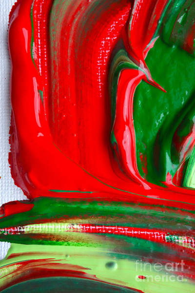 Photograph - Wet Paint 64 by Jacqueline Athmann