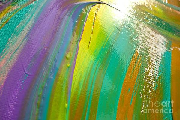 Painting - Wet Paint 7 by Jacqueline Athmann