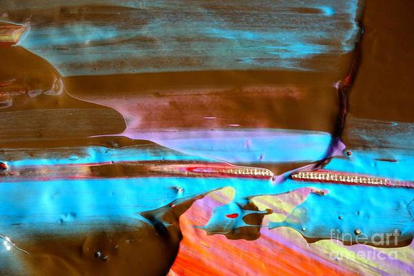 Photograph - Wet Paint 73 by Jacqueline Athmann