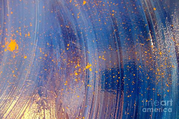 Photograph - Wet Paint 77 by Jacqueline Athmann