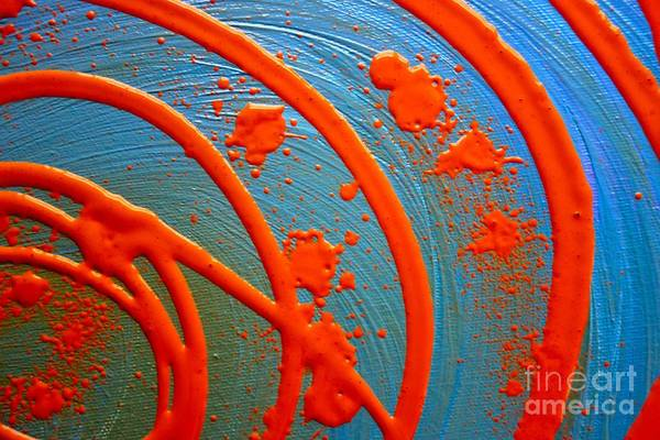 Photograph - Wet Paint 86 by Jacqueline Athmann