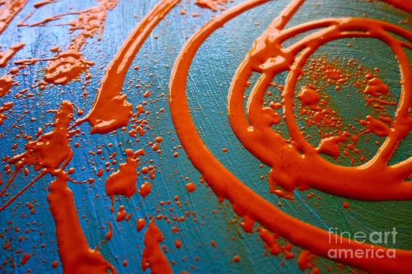 Photograph - Wet Paint 98 by Jacqueline Athmann