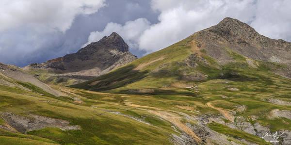 Wall Art - Photograph - Wetterhorn And Matterhorn by Aaron Spong
