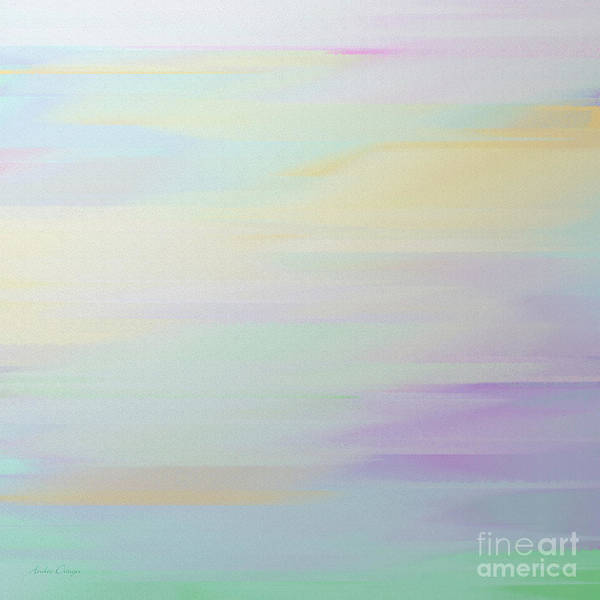 Wall Art - Digital Art - What A Beautiful Day by Andee Design