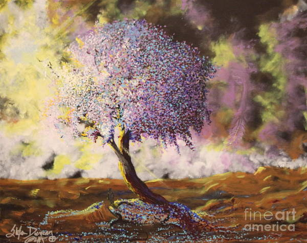 What Dreams May Come Spirit Tree Art Print