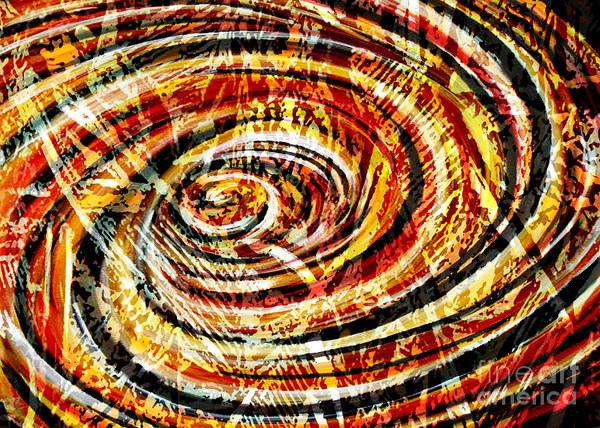 Digital Art - What Goes Around Comes Around II  by Yael VanGruber