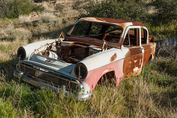 Photograph - What Happened Volvo by Scott Campbell