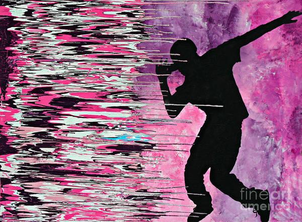 Painting - What's Hatin' by Cyryn Fyrcyd