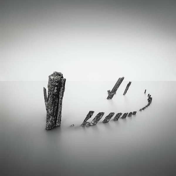 Wall Art - Photograph - What's Left Behind by Christophe Staelens