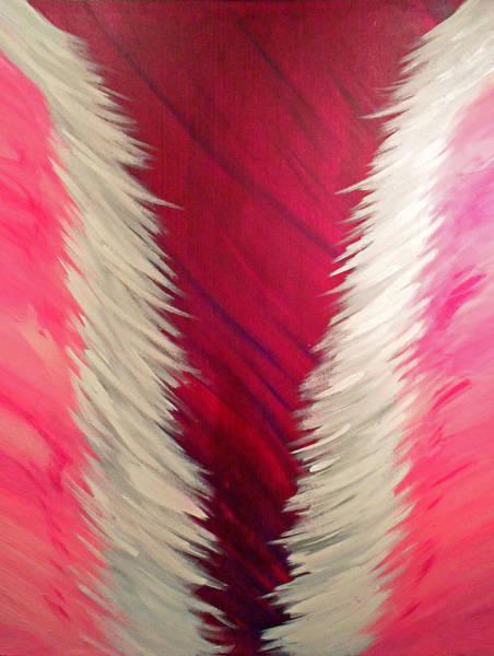 Painting - Whats Up by Cyryn Fyrcyd