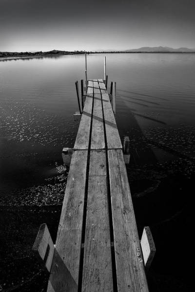 Photograph - Whats Up Dock by Peter Tellone