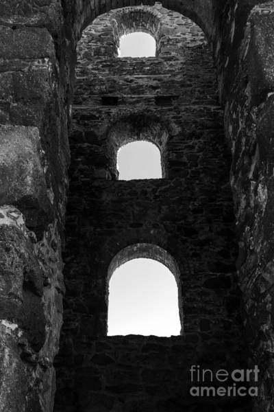 Photograph - Wheal Coats Engine House Cornwalll by Brian Roscorla
