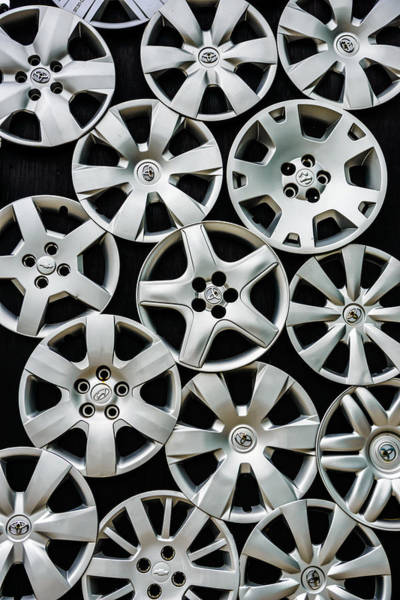 Photograph - Wheel Of Fortune by Louis Dallara