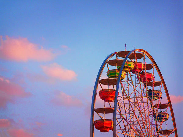 Photograph - Wheel Of Fortune by Skip Hunt