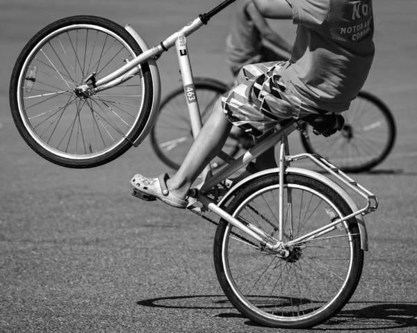 Photograph - Wheelie Boys by Ari Salmela