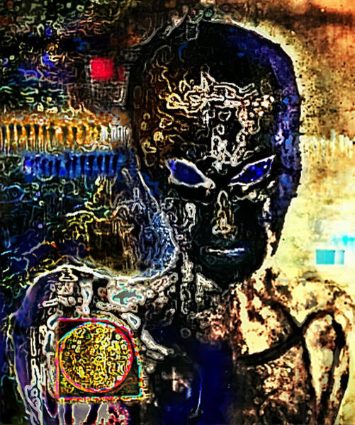Mixed Media - When Darkness Falls  by Hartmut Jager