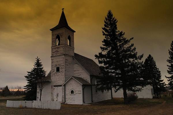 North Dakota Photograph - When Heaven Is Your Home by Jeff Swan