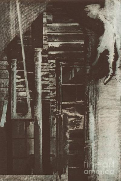 Wall Art - Photograph - When Is A House Not A Home by Ellen Moore Osborne