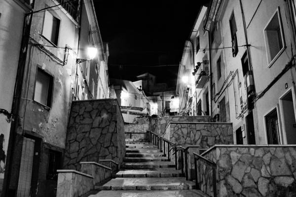 Photograph - When The Night Comes... by Pedro Fernandez