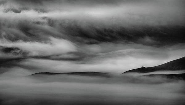 Wall Art - Photograph - When The Sky Meets The Land by Peter Svoboda, Mqep