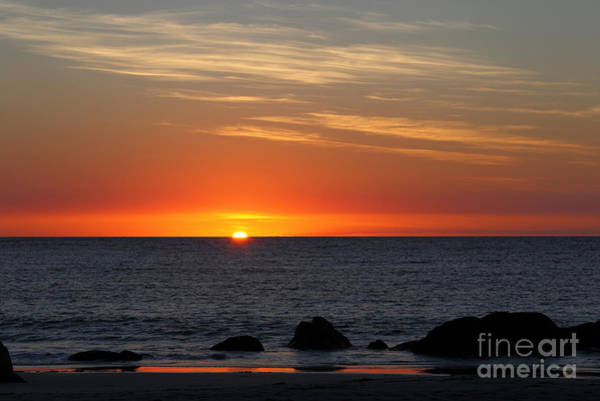 Photograph - When The Sun Goes Down by James Brunker