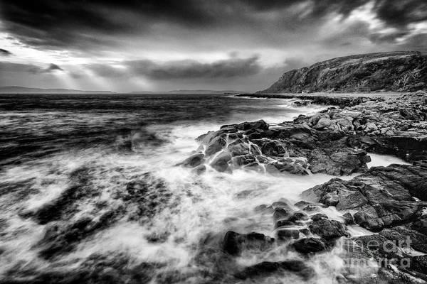 Ayrshire Photograph - When The West Wind Blows by John Farnan