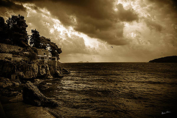 Houses Wall Art - Photograph - When Time Stood Still by Madeline Ellis