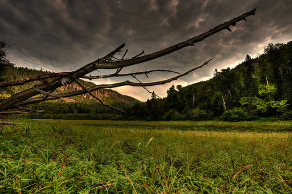 Canon Eos 6d Photograph - Where A Lake Used To Be... by Jakub Sisak