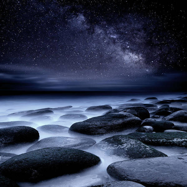 Wall Art - Photograph - Where No One Has Gone Before by Jorge Maia