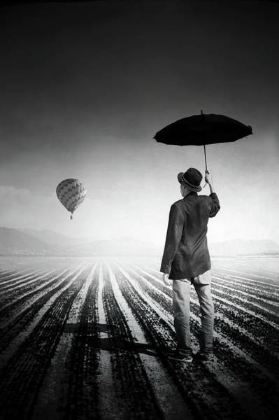Adolescence Photograph - Where Oblivion Dwells by Saul Landell / Mex