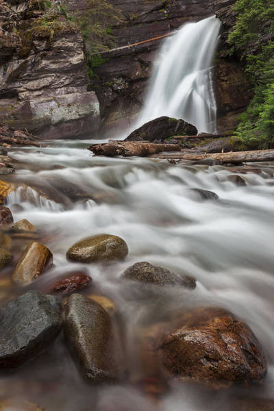 Photograph - Where The Water Goes by Jon Glaser