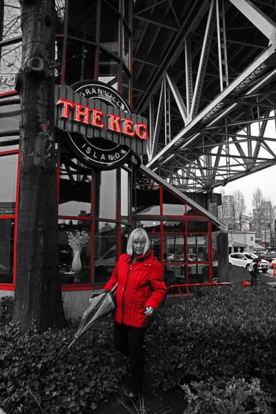 The Keg Photograph - Where's The Path by Michael Klerck