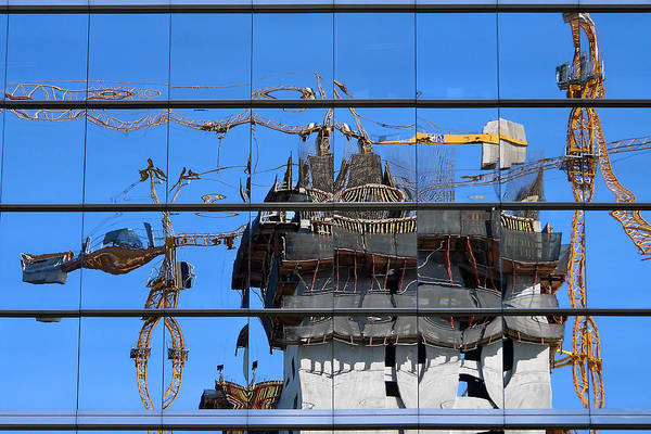 Photograph - Whimsical Construction by Leda Robertson
