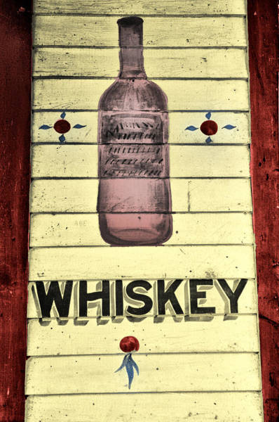 Photograph - Whiskey by Bill Cannon