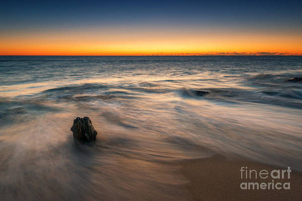Wall Art - Photograph - Whisper Of The Waves  by Michael Ver Sprill