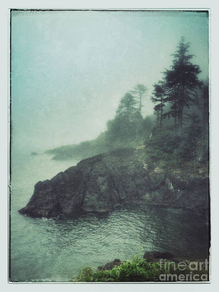 Iphoneography Wall Art - Photograph - Whispering Shore by Venetta Archer