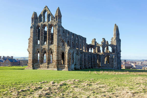 Photograph - Whitby Abbey by Paul Cowan